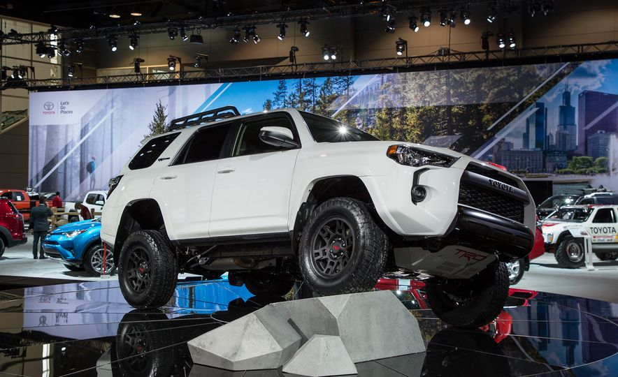 The 10 Must-See Highlights from the 2018 Chicago Auto Show - Slide 8