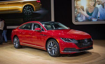 2019 Volkswagen Arteon Reviews Volkswagen Arteon Price Photos