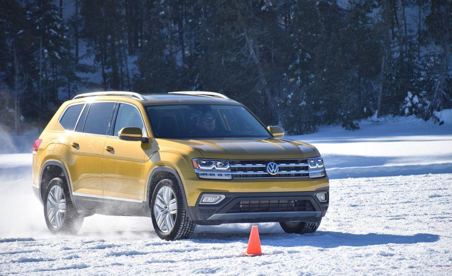 2018 Volkswagen Atlas, Tiguan, Golf Alltrack - Slide 4