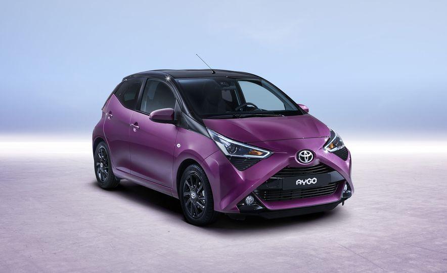 2019 Toyota Aygo (Euro-spec) - Slide 4