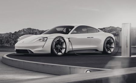 Here's Why the Porsche Mission E Charges into the Future with 800-Volt Technology