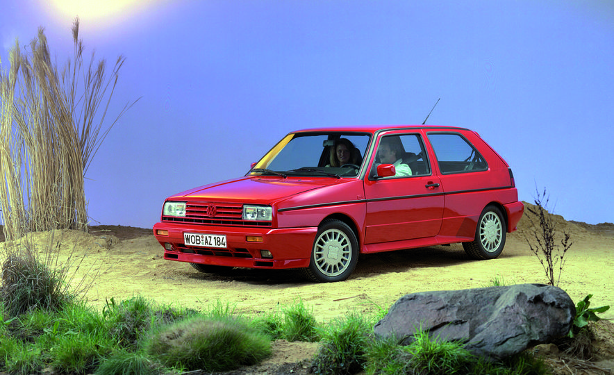Volkswagen GTI: The History of an Icon - Slide 5