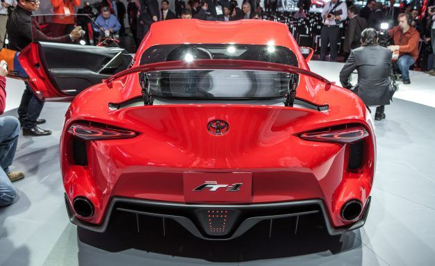 Japanese Toyota Supra Specifications Leaked! | News | Car and Driver