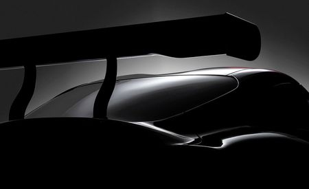 Toyota Teases Imminent Supra-Based Racing Concept