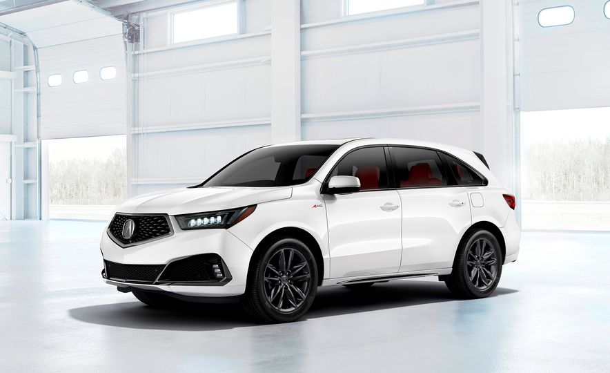 2019 Acura MDX A-Spec - Slide 3