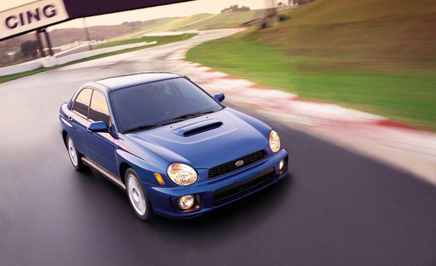 A Visual History of Subaru's 50 Years in America - Slide 17