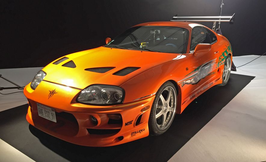 A Visual History of the Toyota Supra: Glorified Celica to Fastly Furious Movie Star - Slide 11