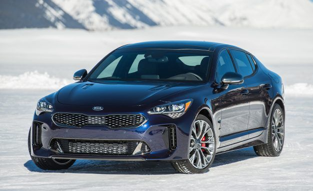 Kia Introduces 500-Unit Stinger Atlantica Edition [Update: It Has Been Canceled]