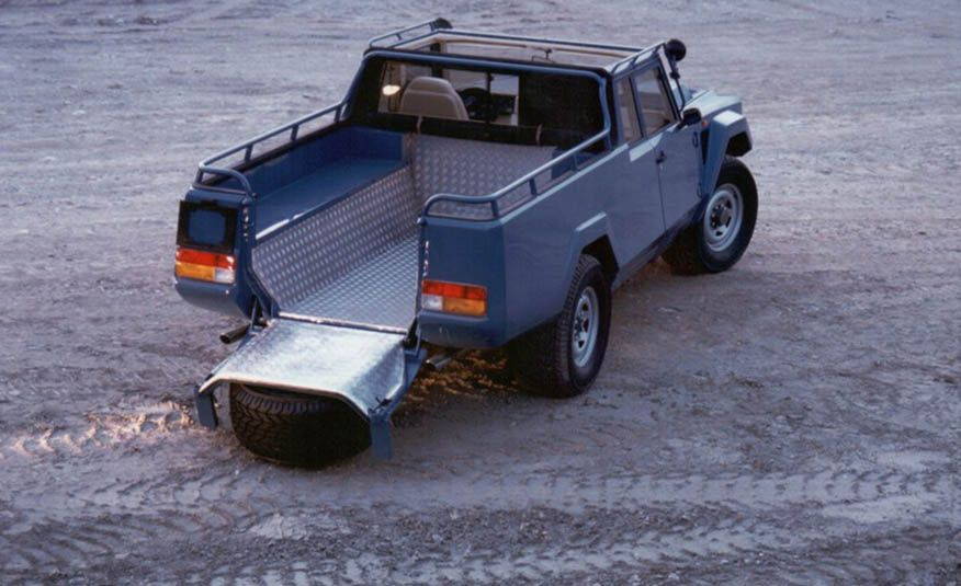 Put to Bed: These Are the Forgotten Pickup Trucks, Volume I - Slide 16