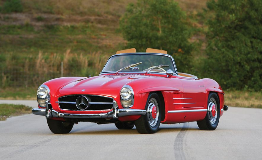 The 20 Most Expensive Cars Sold at the 2018 Amelia Island Auctions - Slide 5