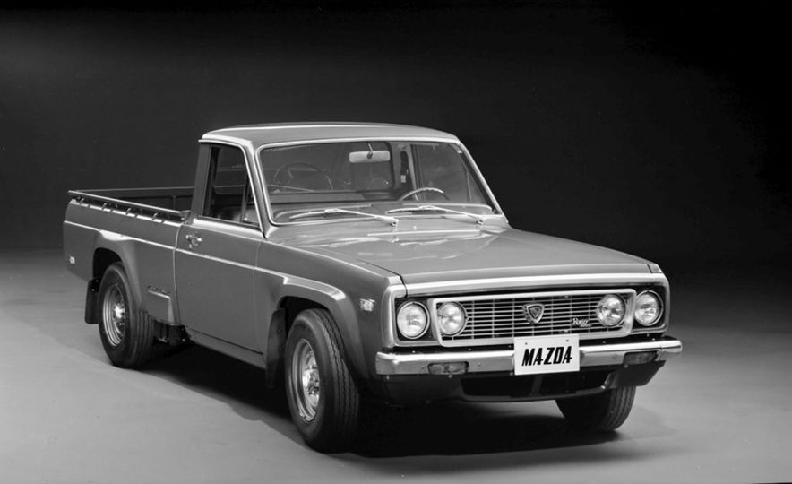 Put to Bed: These Are the Forgotten Pickup Trucks, Volume I - Slide 17