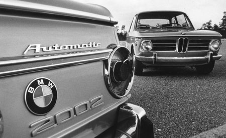 1968 BMW 2002 – Archived Feature
