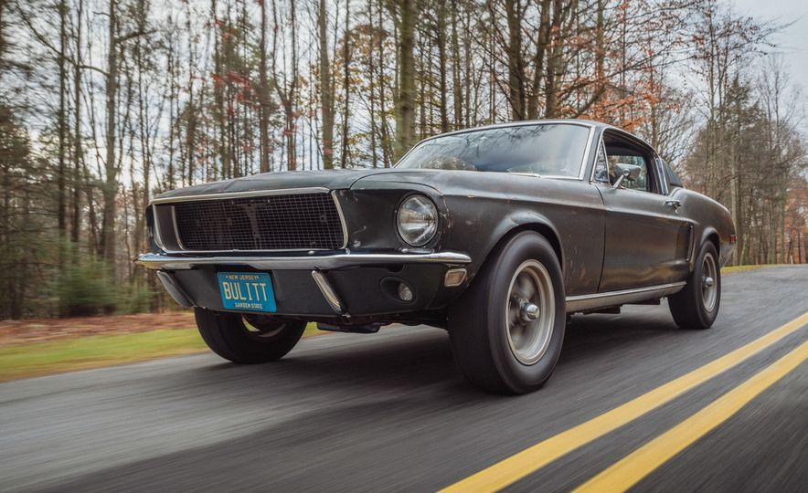 1968 Ford Mustang Bullitt - Slide 1