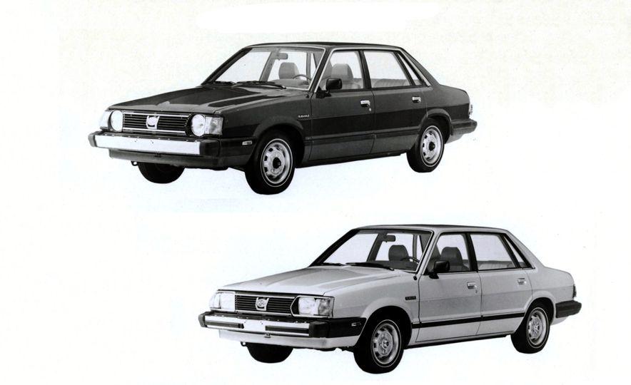 A Visual History of Subaru's 50 Years in America - Slide 7