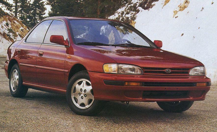 A Visual History of Subaru's 50 Years in America - Slide 13