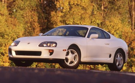 Even Without Turbos, the Fourth-Gen Toyota Supra Was Worthy of All the Hype