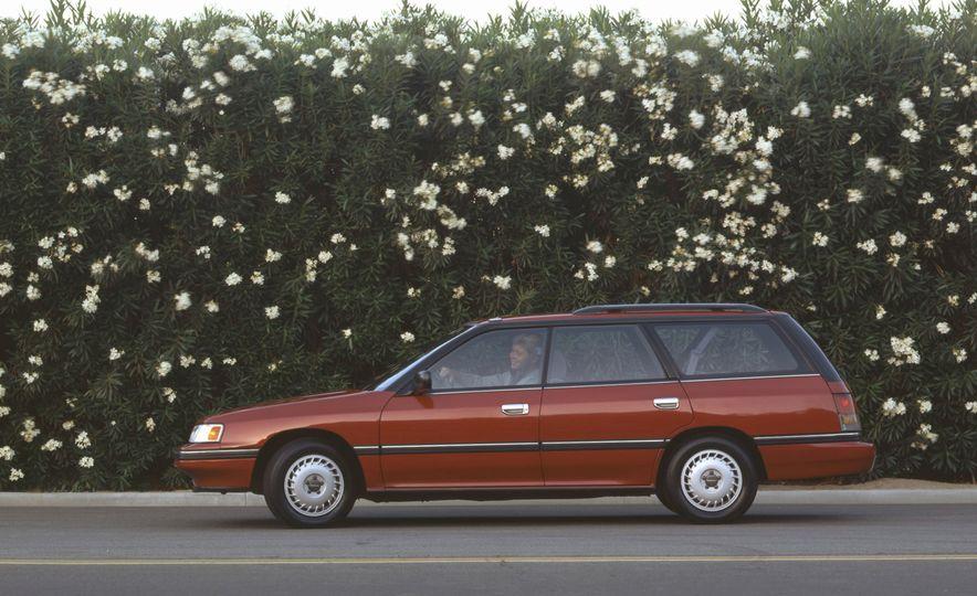A Visual History of Subaru's 50 Years in America - Slide 11