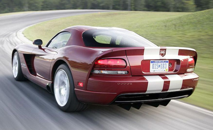 The Dodge Viper Is Dead, But Its Factory Will House FCA's Historic Car Collection - Slide 20