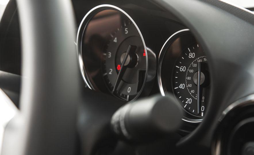 2016 Mazda MX-5 Miata Club - Slide 48