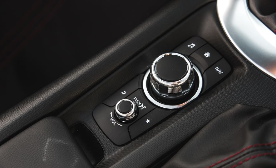 2016 Mazda MX-5 Miata Club - Slide 56