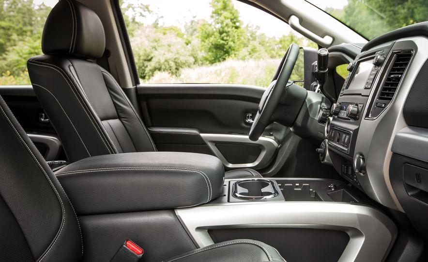 2018 Nissan Titan XD - Slide 35