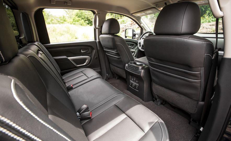 2018 Nissan Titan XD - Slide 37