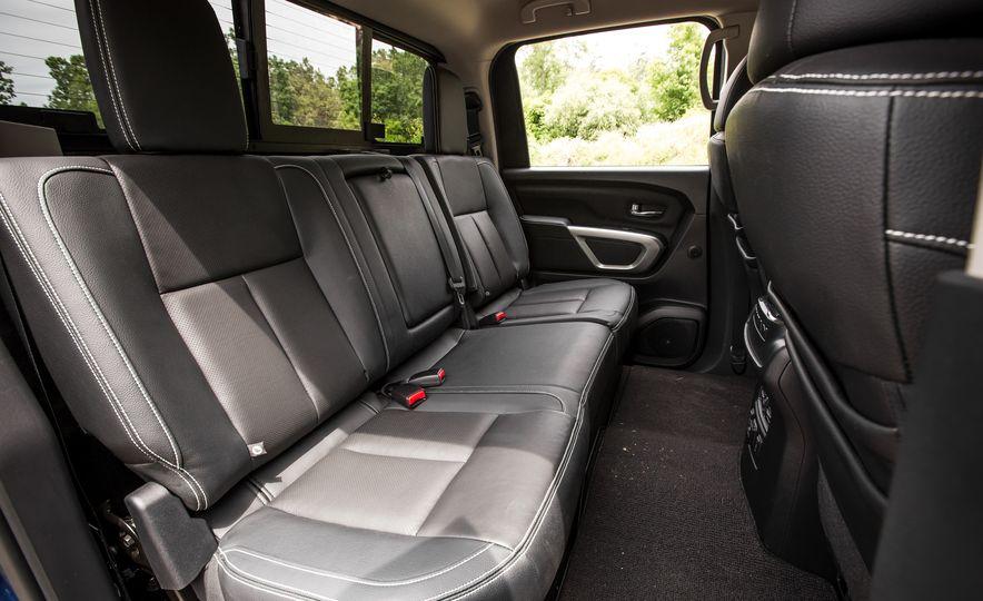 2018 Nissan Titan XD - Slide 39