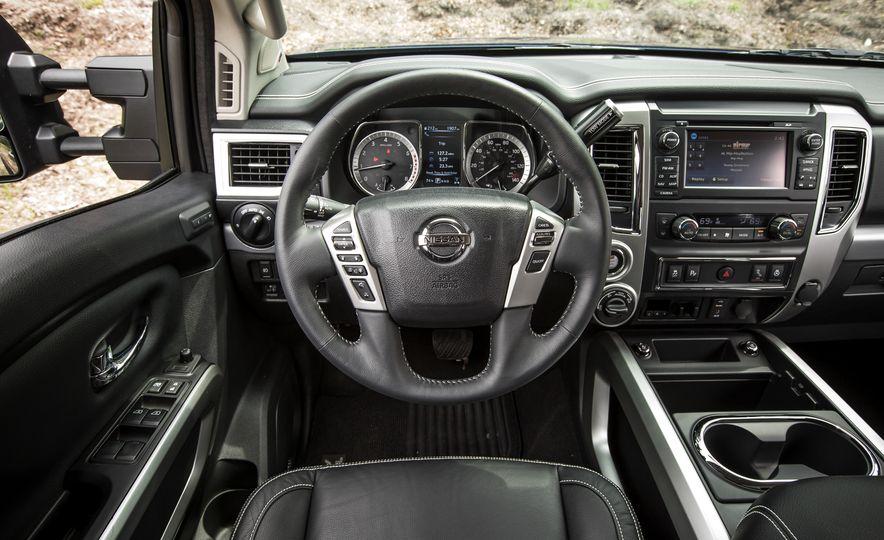 2018 Nissan Titan XD - Slide 40