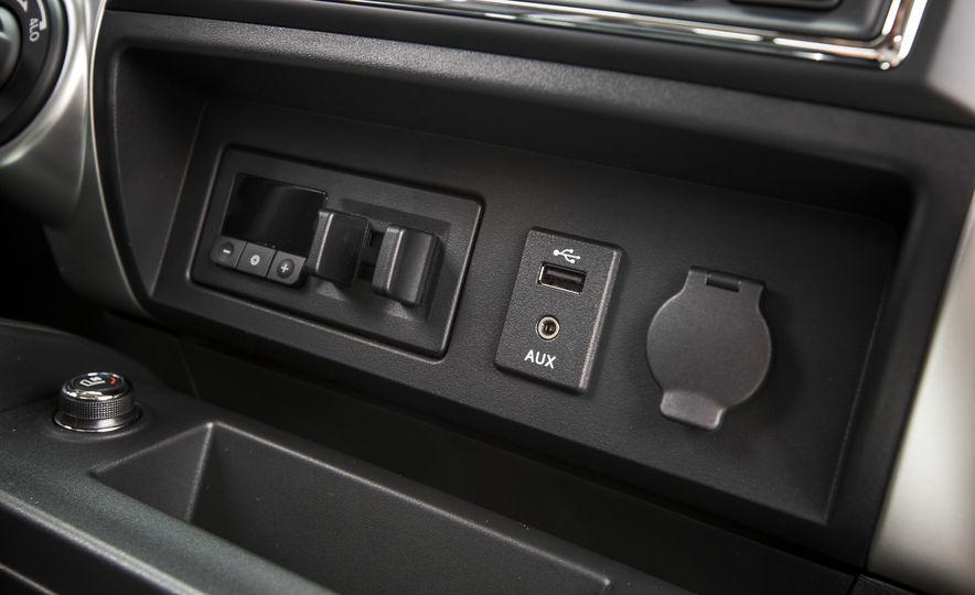 2018 Nissan Titan XD - Slide 45