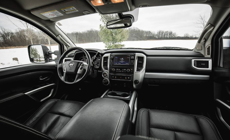 2018 Nissan Titan XD - Slide 70