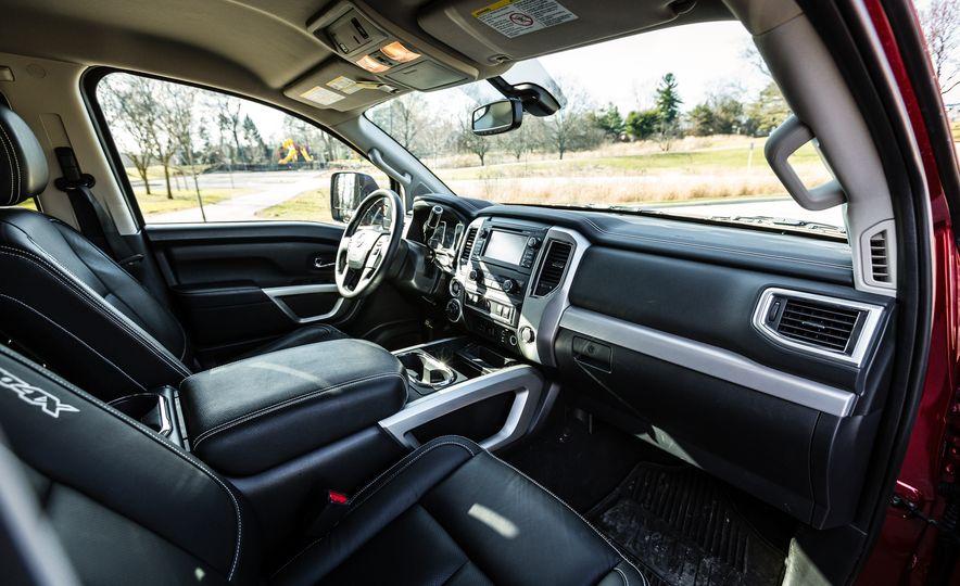 2018 Nissan Titan XD - Slide 83