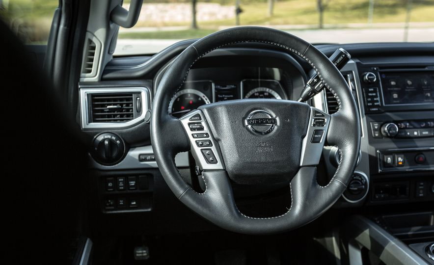 2018 Nissan Titan XD - Slide 87