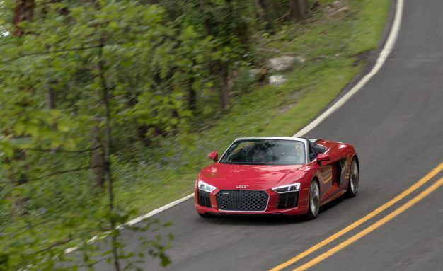 Don't Look for Another Audi R8 after the Current One