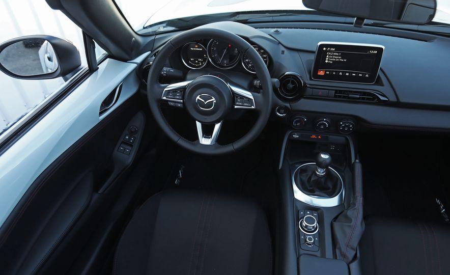 2016 Mazda MX-5 Miata Club - Slide 98