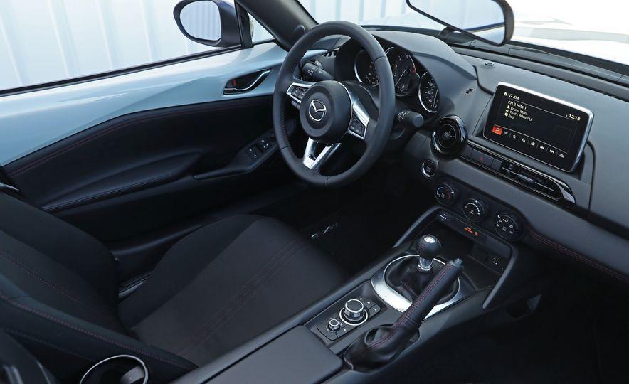 2016 Mazda MX-5 Miata Club - Slide 99