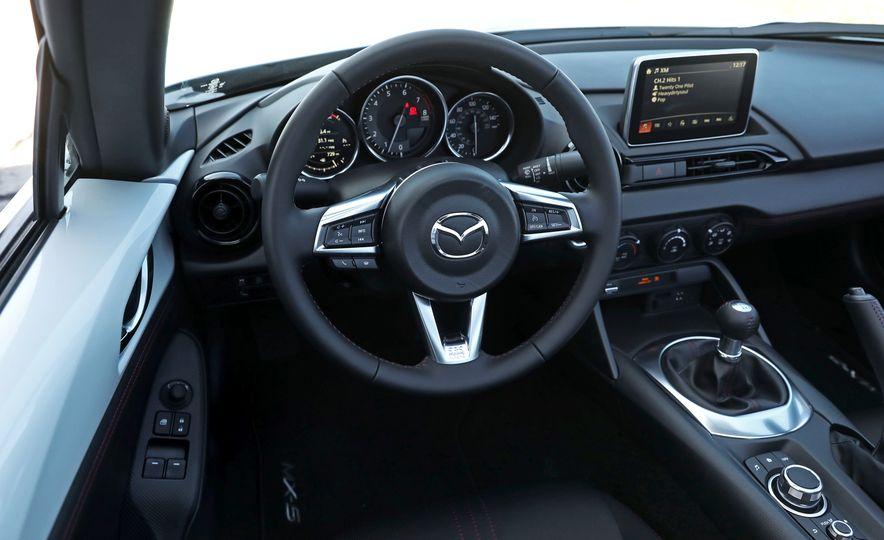 2016 Mazda MX-5 Miata Club - Slide 102