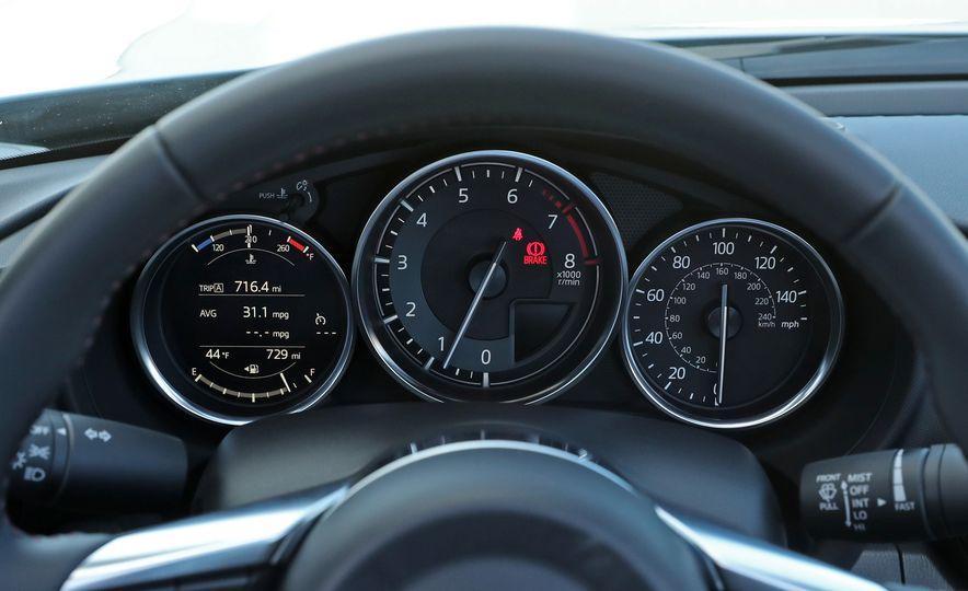 2016 Mazda MX-5 Miata Club - Slide 105