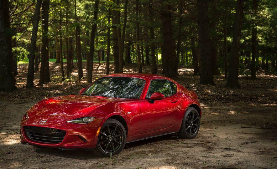 2016 Mazda MX-5 Miata Club - Slide 130