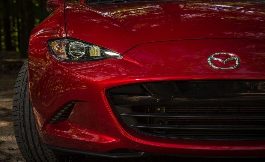 2016 Mazda MX-5 Miata Club - Slide 133