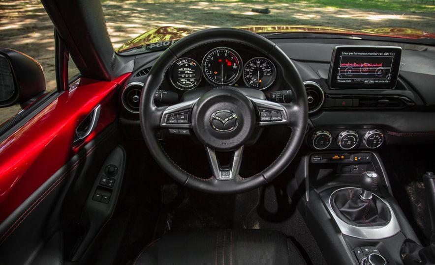2016 Mazda MX-5 Miata Club - Slide 147