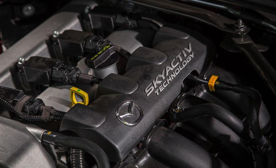 2016 Mazda MX-5 Miata Club - Slide 155