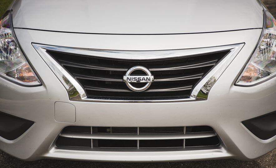 2018 Nissan Versa - Slide 16