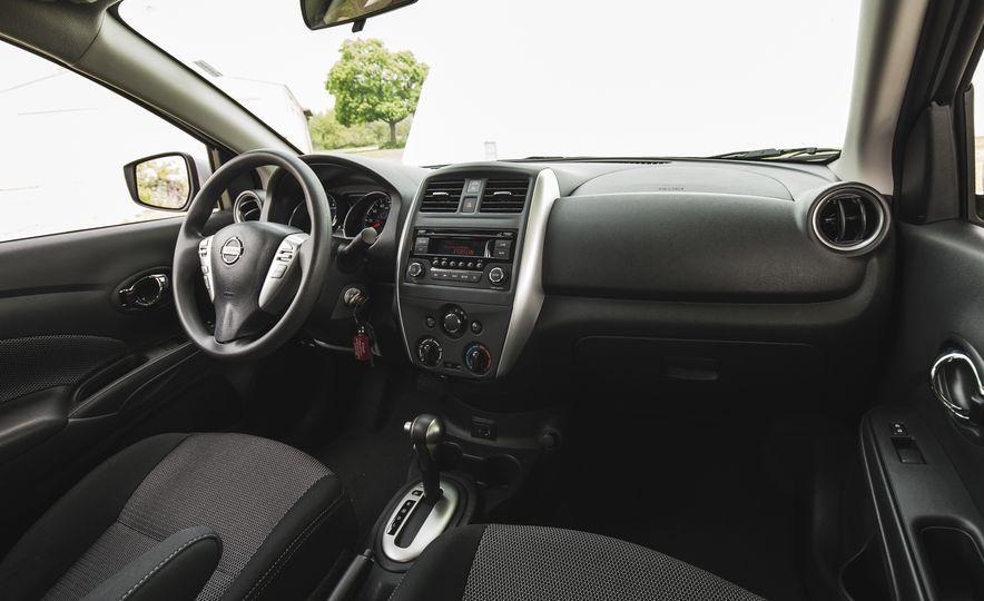 2018 Nissan Versa - Slide 24