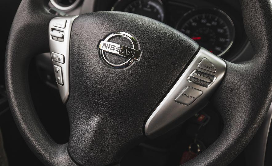 2018 Nissan Versa - Slide 33