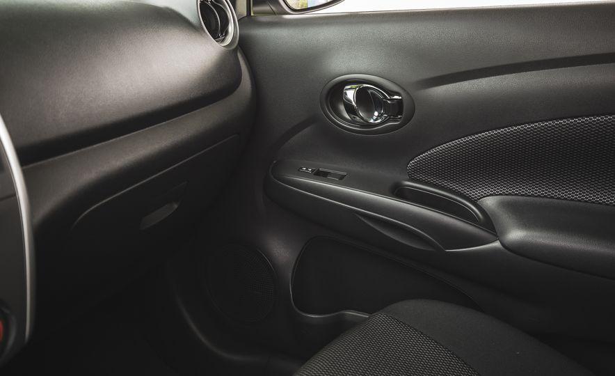 2018 Nissan Versa - Slide 42