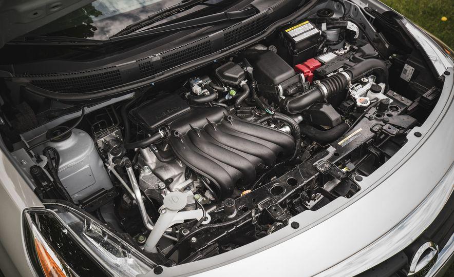 2018 Nissan Versa - Slide 51