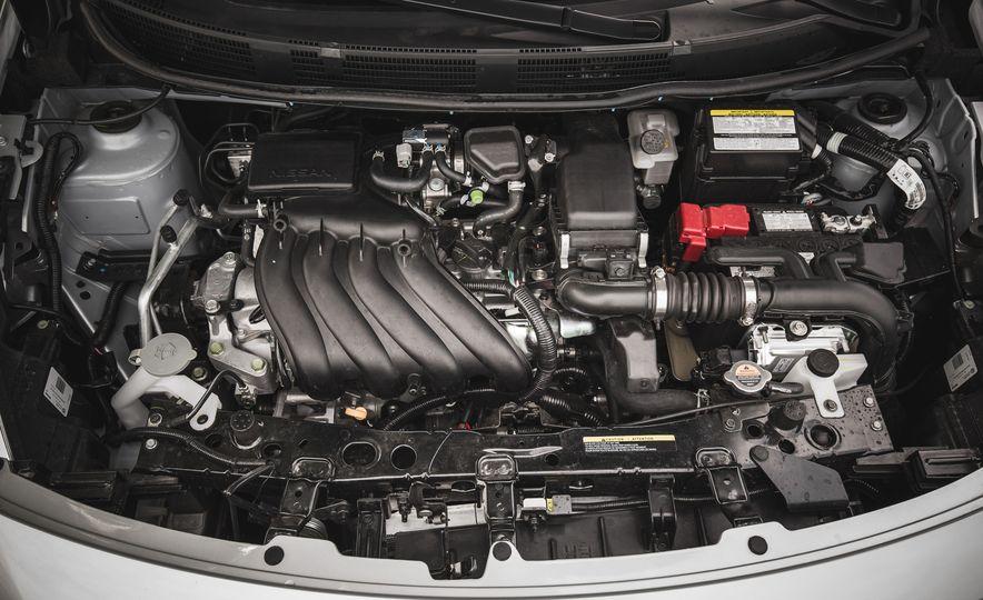 2018 Nissan Versa - Slide 52