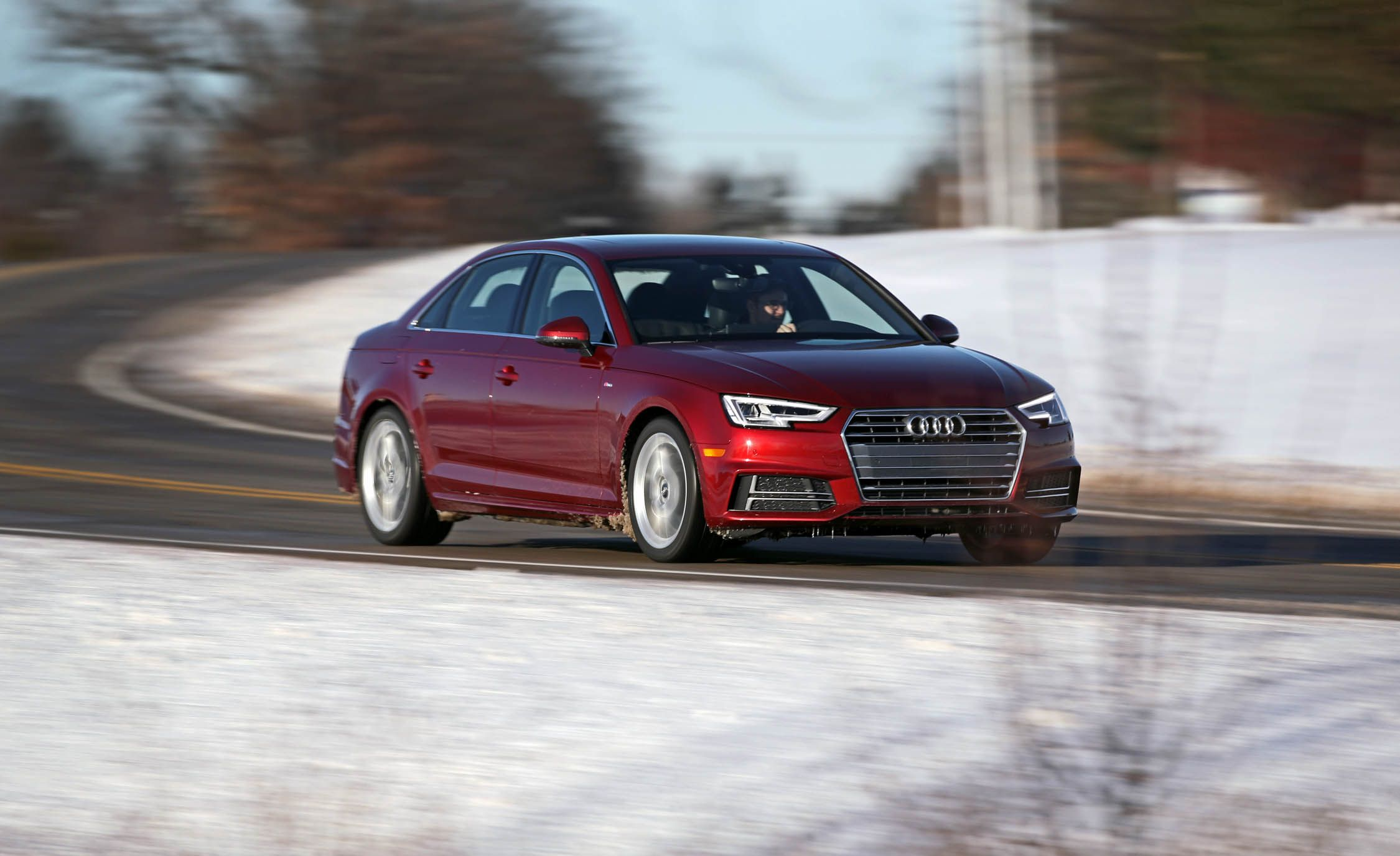 2019 Audi A4 Reviews Audi A4 Price Photos And Specs Car And Driver