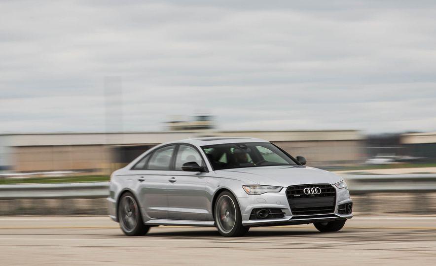 2016 Audi A6 - Slide 4