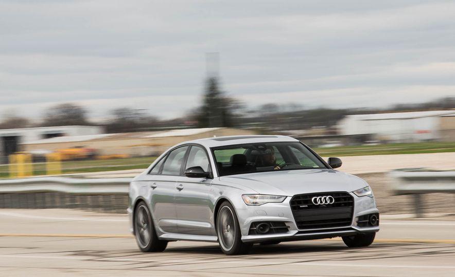 2016 Audi A6 - Slide 5